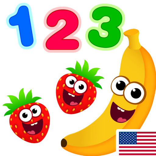 Funny Food 123! Kids Number Games for Toddlers  2.7.0.15 (Mod ALL LEVELS)