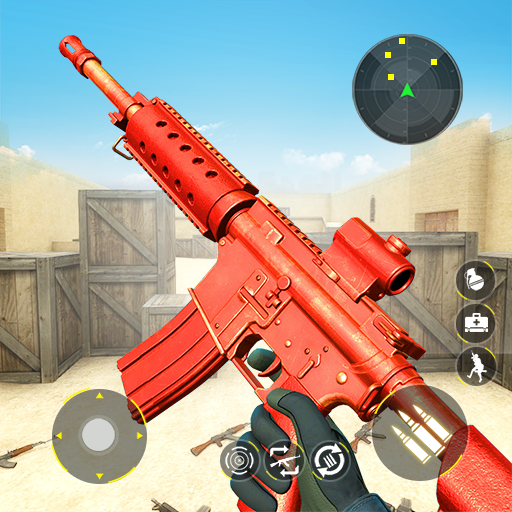 Fury Counter Strike Real Shooting Game 2020 1.5 (Mod Unlimited Credits)