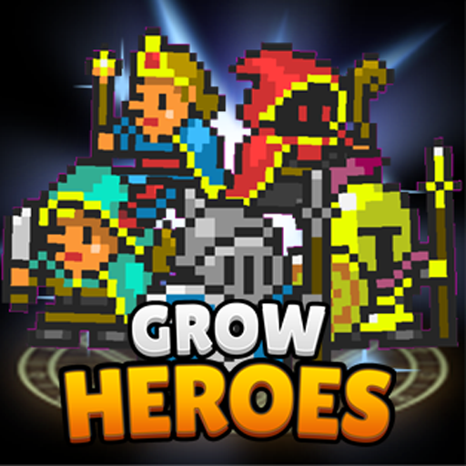 Grow Heroes (MOD, Unlimited Ads Kit) 5.9.2