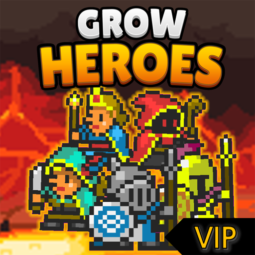 Grow Heroes VIP 5.9.2 (MOD, Unlimited Ads Kit)