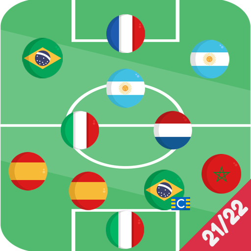 Guess The Football Team 1.22 (Mod Unlimited Coins)