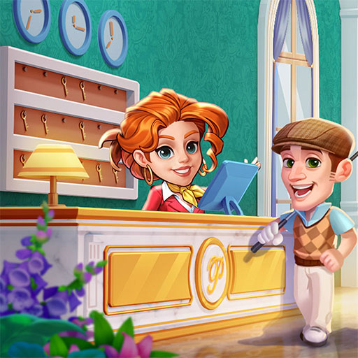 Hotel Fever: Grand Hotel Tycoon Story 1.0.22 (Mod Unlimited Diamonds)