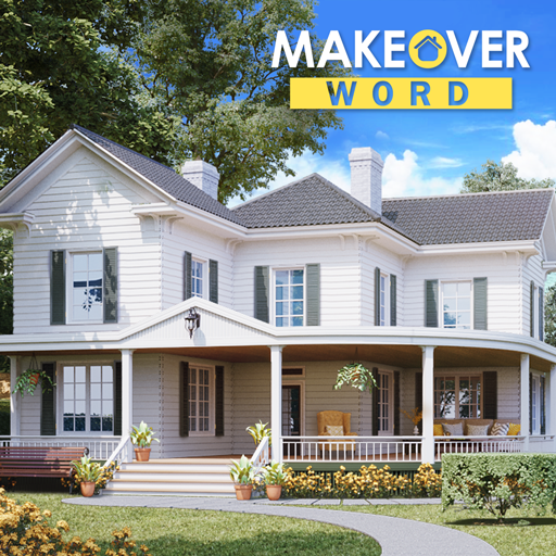Makeover Word: Home Design & Word Connect Game 1.0.12 (Mod Unlimited Gems)