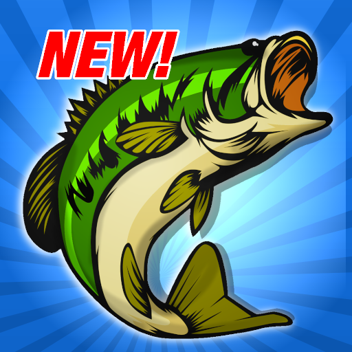 Master Bass Angler: Free Fishing Game 0.64.1 (Mod Unlimited Green Gems)