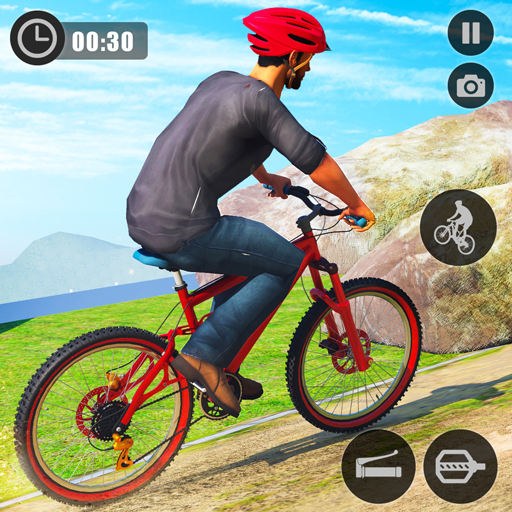 Offroad Bicycle BMX Riding 8 (Mod)