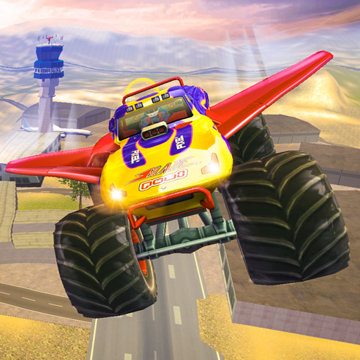 Offroad Flying Moanster Truck Driving 1.5 (Mod)