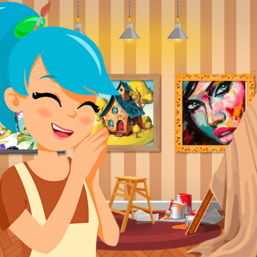 Paint Book: Coloring Book & Decor 1.23.5 (Mod Unlimited gold)