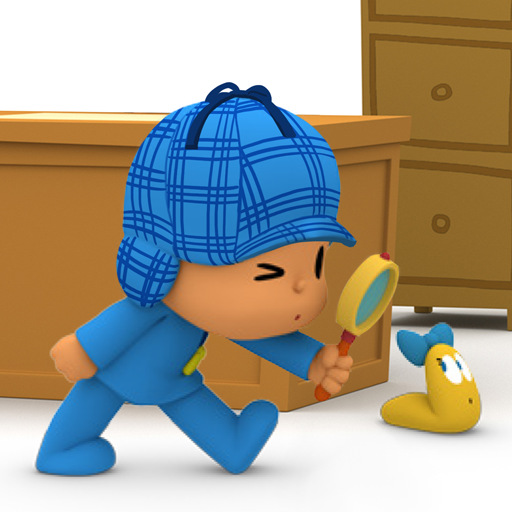 Pocoyo and the Mystery of the Hidden Objects 1.40 (Mod Unlimited Premium)