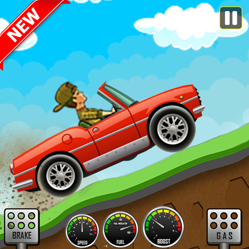 Racing the Hill 1.0.4 (Mod Unlimited coins)