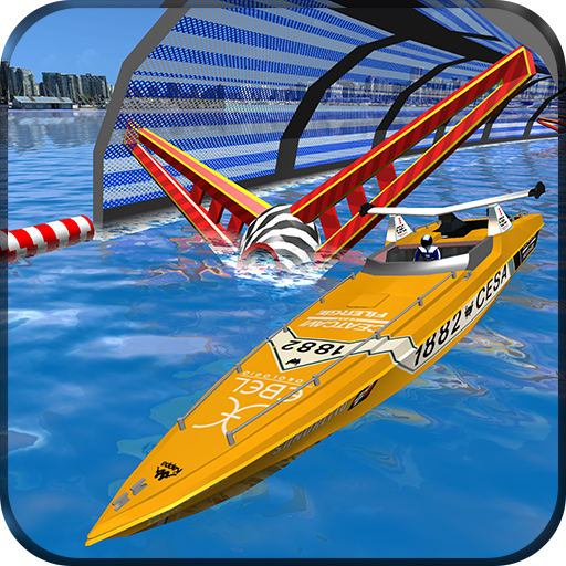 Riptide Speed Boats Racing 1.3 (Mod Unlimited Money)