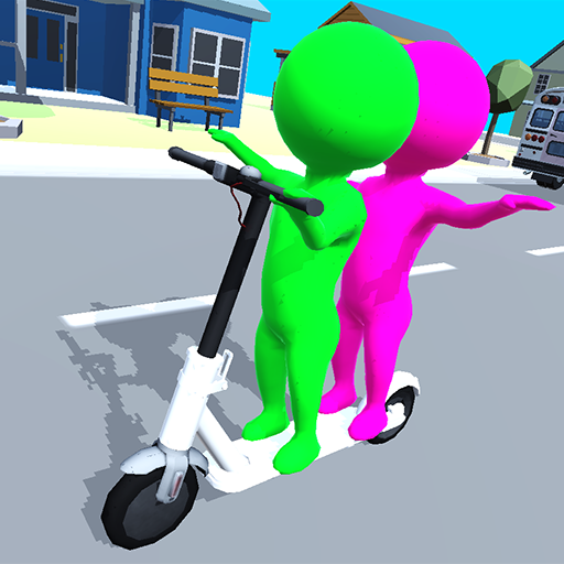 Scooter Taxi 1.3.5 (MOD)