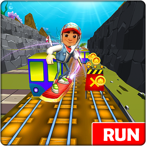 Subway Obstacle Course Runner: Runaway Escape  1.2.0 (Mod)