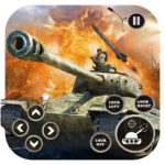 Battle of Tank games 1.8 (Mod Unlimited Gold)