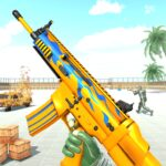 FPS Shooter Games Gun Ops 2021 3.5 (Mod Unlimited Credits)
