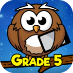 Fifth Grade Learning Games  6.0 (Mod Unlimited Games)