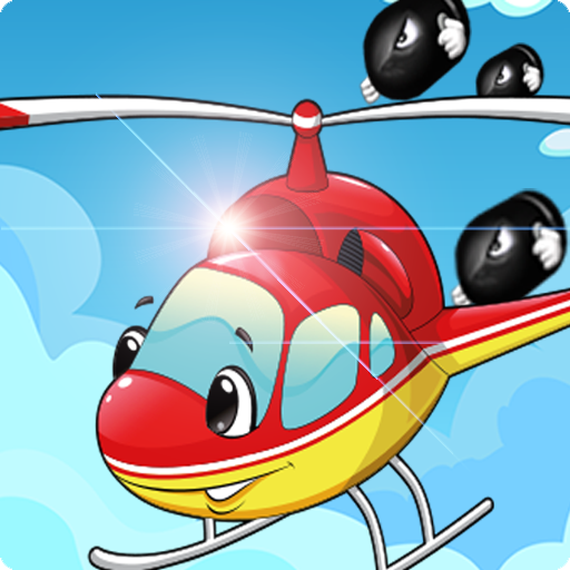 Fun helicopter game 4.3.9 (Mod Unlimited Submarines)