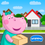 Hippo in Seahouse: Hidden Objects for Kids 1.0.7 (Mod Unlimited Money)