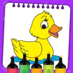 Kids Coloring Book Paint & Coloring Games for Kids 1.0.1.2 (Mod)