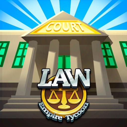 Law Empire Tycoon 2.0.1 (Mod Unlimited coins)