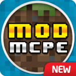 Mods for Minecraft PE by Friday 150 (Mod)