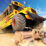 Monster Bus Derby 3.2 (Mod Unlimited Coins)