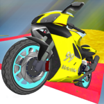 Motorcycle Escape Simulator – Fast Car and Police 2.1 (Mod Unlimited Money)