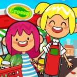 My Pretend Grocery Store – Supermarket Learning 2.3 (Mod Unlimited Money)