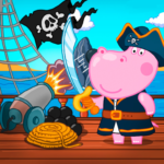 Pirate Games for Kids 1.2.5 (Mod Unlimited Money)