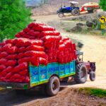 Real Cargo Tractor Trolley Farming Simulation Game 1.0 (Mod Unlock Everything)