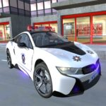 Real i8 Police Car Game: Car Games 2021 1.3 (Mod Unlimited Money)