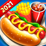 Restaurant Cooking 1.4.0 (Mod Unlimited Diners)
