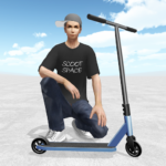 Scooter Space 1.010 (Mod Unlimited X)