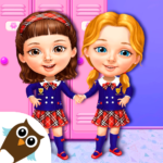 Sweet Baby Girl Cleanup 6 – School Cleaning Game 4.0.20041 (Mod Unlimited Money)