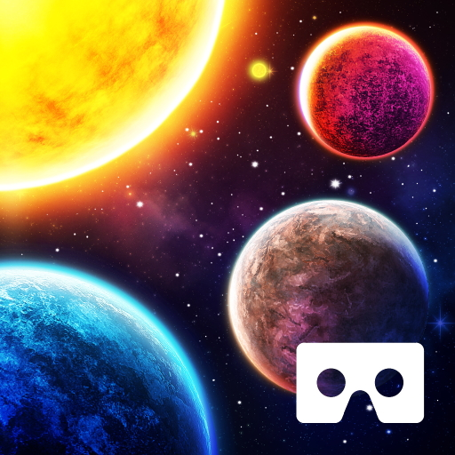 VR Space Spaceship Virtual Reality Roller Coaster 1.10 (Mod Unlimited Money)