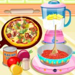 Yummy Pizza, Cooking Game 6.64.0 (Mod Unlimited Money)