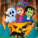 Halloween Puzzle for kids & toddlers 🎃 2021.39 (Mod Unlimited Puzzles)