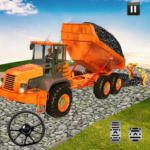 Hill Road Construction Games 1.3 (Mod Remove Ads)