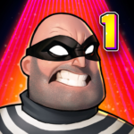 Robbery Madness 1.0.2 (Mod Unlimited money pack)