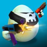 Shell Shockers 1.0.22 (Mod Unlimited Eggs)
