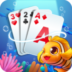 Solitaire Ocean 1.3.7 (Mod Unlimited Coins)