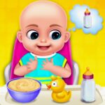 Sweet Baby Care Games & Dress Up Games 1.11 (Mod Unlimited Membership)