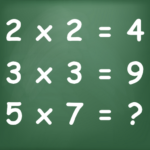 multiplication table 5.7 (Mod Unlimited Tables)